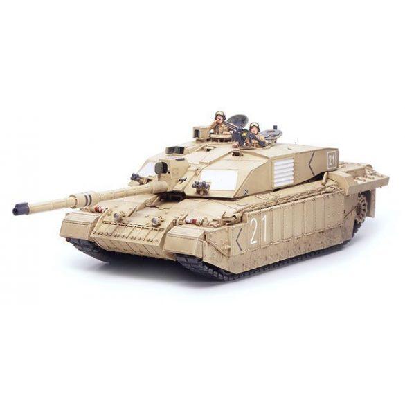 Tamiya British MBT Challenger 2 - Desertised - makett