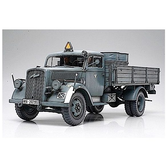 Tamiya German 3ton 4x2 Cargo Truck - makett