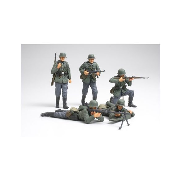 Tamiya German Infantry Set - makett