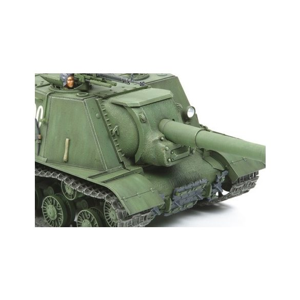 Tamiya - 1:35 Russian Heavy SP Gun JSU-152 - makett
