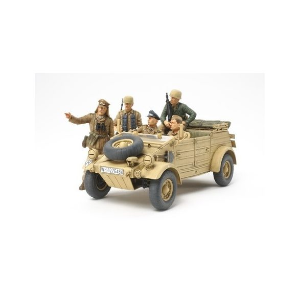 Tamiya German Kubelwagen Type 82 - makett
