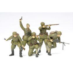 Tamiya Russian Assault Infantry  - makett