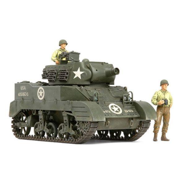 Tamiya US Howitzer Motor Carriage M8 - makett