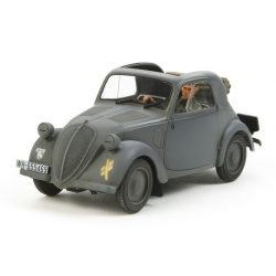 Tamiya Simca 5 Staff Car - German Army - makett