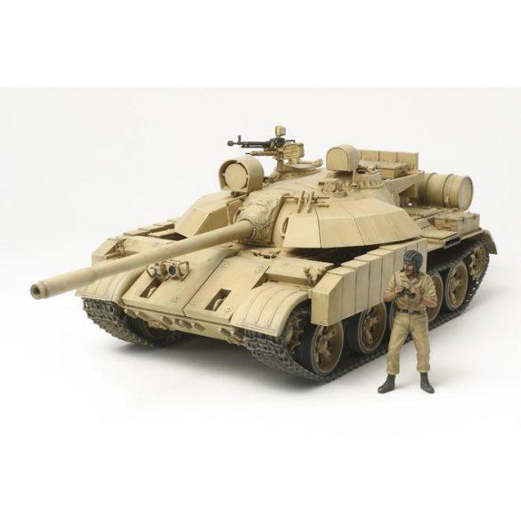 Tamiya Iraqi Tank T-55 Enigma - makett