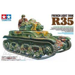 Tamiya - 1:35 Franz. Panzer R35 - makett