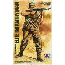Tamiya - 1:16 német lövész katona - figura