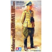 """Tamiya - 1:16 """"Sivatagi róka"""" - Feldmarschall Rommel - makett"""