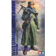Tamiya - 1:16 német géppuskás katona - makett figura
