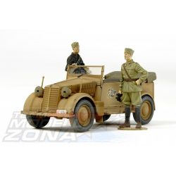 Tamiya 508CM Coloniale Staff Car - makett