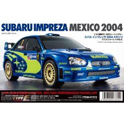 Tamiya - 1:10 RC Subaru Impreza WRX 2004 (TT-01E) (§)