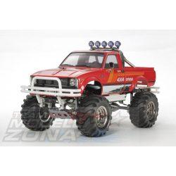 Tamiya - 1:10 RC Mountain Rider 3-GG - limited edition