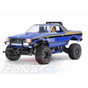 Tamiya - 1:10 rc Subaru Brat ( kék )