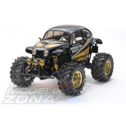 Tamiya - 1:10 RC Monster Beetle Black Edition