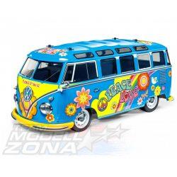 Tamiya - 1:10 RC VW Bus Type 2 T1 Flower Power