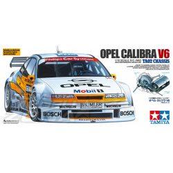 Tamiya - 1:10 R/C Opel Calibra V6 (TA02