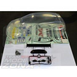 Tamiya - 1:10  VW Scirocco GT24 RS257mm karosszéria