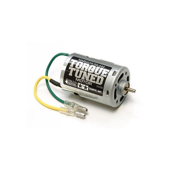 Torque tuned motor