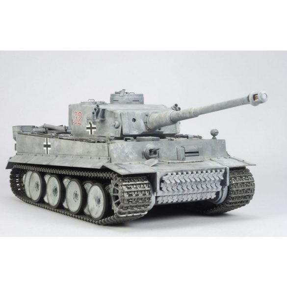 Tamiya Tigris 1 Harckocsi