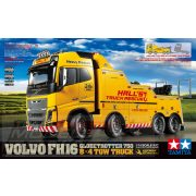 FH16 8x4 Tow Truck