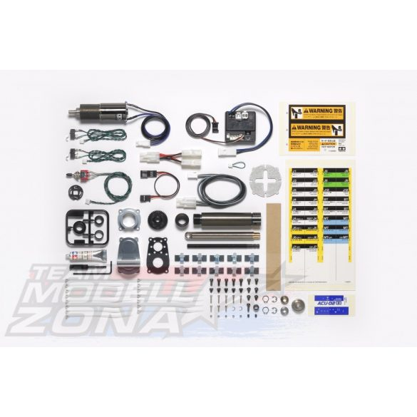 Tamiya - 1:14 RC Daru mozgató elektronika (56362)