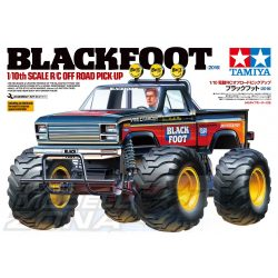 Tamiya - RC 1:10 Blackfoot (2016)
