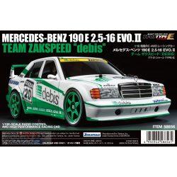 Tamiya - 1:10 Mercedes 190E debis Zakspeed TT-01E (§)