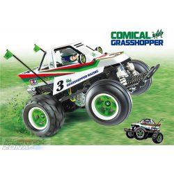 Tamiya 1:10 Comical Grasshopper WR-02CB