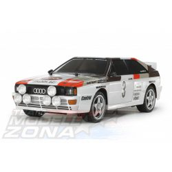 Tamiya - 1:10 RC Audi Quattro Rally A2 (TT-02)