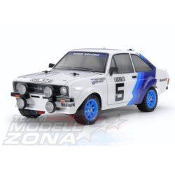 Tamiya - 1:10 RC Ford Escort MkII Rally MF-01X 1:10 építőkészlet