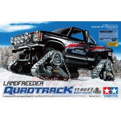 Tamiya - 1:10 R/C Landfreeder Quadtrack (TT-02FT)