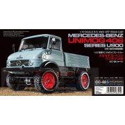 Tamiya - 1:10 R/C Mercedes-Benz Unimog 406 Series U900 (CC-02)