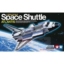 Tamiya - 1:100 Space Shuttle Atlantis - makett