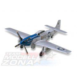 Tamiya - 1:72 P-51D Mustang North American - makett