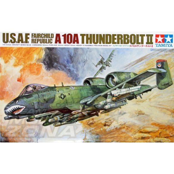 Tamiya A-10 Thunderbolt II - makett