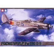 Tamiya FW190 D-9 Focke-Wulf - makett