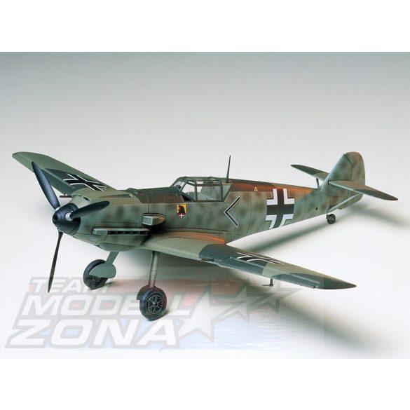 Tamiya Messerschmitt BF 109E E-3 - makett