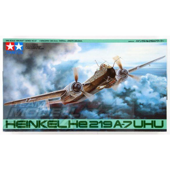 Tamiya Heinkel He219 Uhu - makett