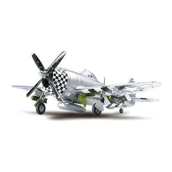 Tamiya P-47D Thunderbolt Bubbletop - makett
