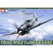 Tamiya Focke-Wulf Fw190 A-8 - makett