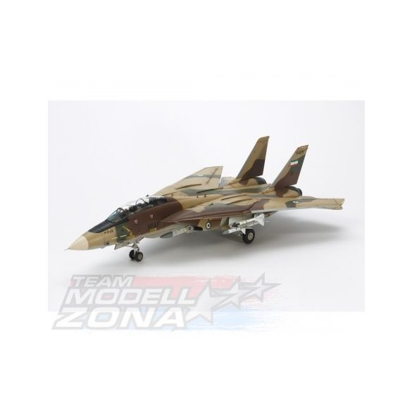 Tamiya - 1:48 Grumman F-14A Tomcat - makett
