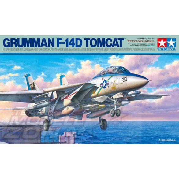 Tamiya - 1:48 Grumman F-14D Tomcat - makett