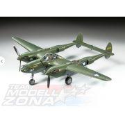Tamiya - 1:48 US P-38 F/G Lightning - makett