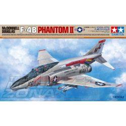 Tamiya - 1:48 F-4B Phantom II McDonnell Douglas - makett