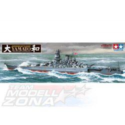 Tamiya Japanese Battleship Yamato- makett