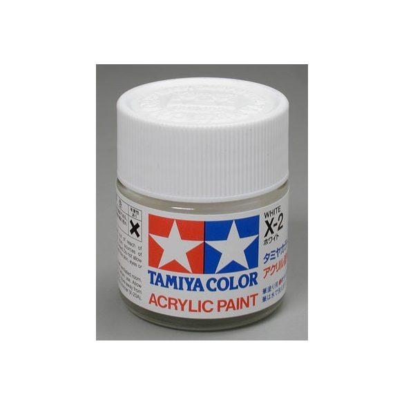 Tamiya Acrylic X-2 White