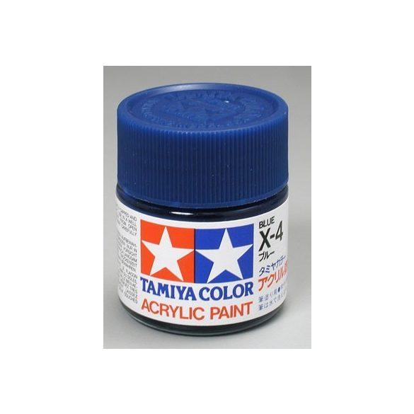 Tamiya Acrylic X-4 Blue