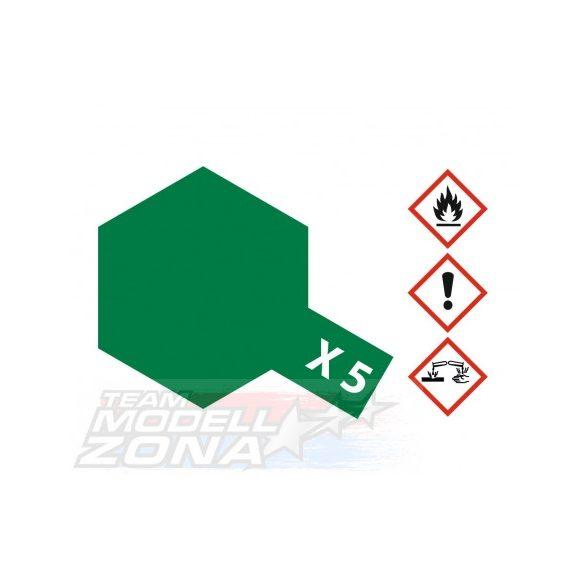 Tamiya Acrylic X-5 Green