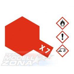Tamiya Acrylic X-7 Red
