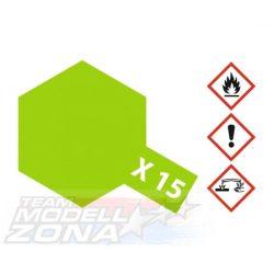 Tamiya Acrylic X-15 Light Green